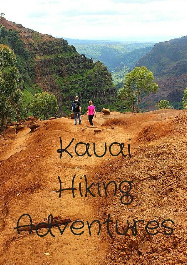 Kauai Hiking Adventures via The World on my Necklace