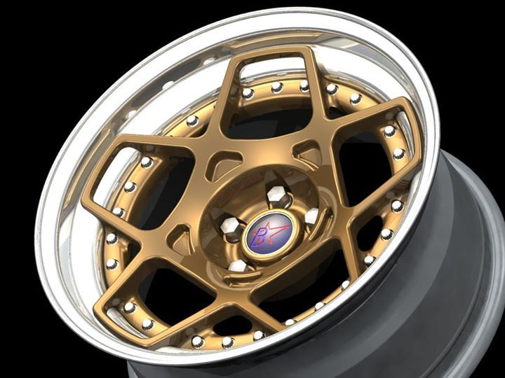 Bfe Forged 3 Piece Wheel Wheels Pinterest Wheels