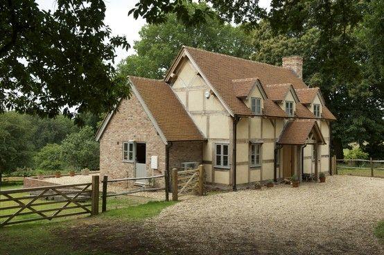 Border Oak - Oak Framed Cottage as featured on TV's 'My Flat Pack Home'.