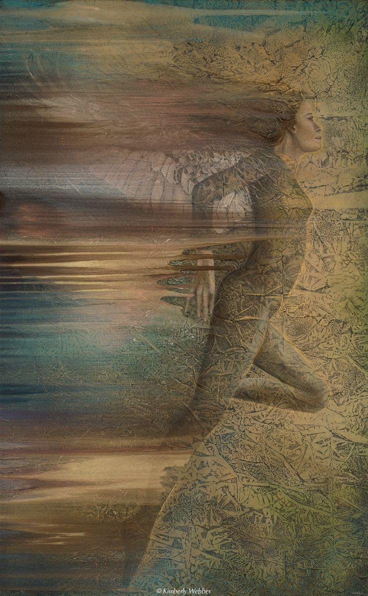Eleusinian | 53″ x 33″ earth pigments, oil on canvas