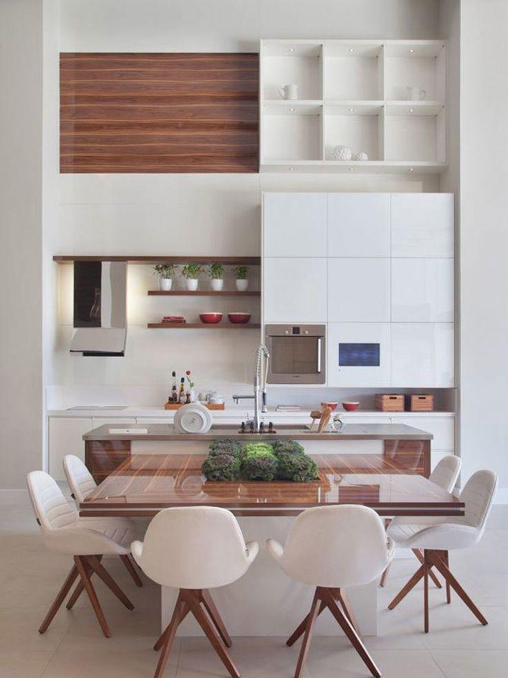 SMALL KITCHEN layout 6x wat te doen met een hoog plafond