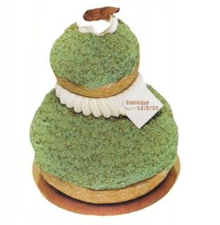 religieuse pomme-cannelle