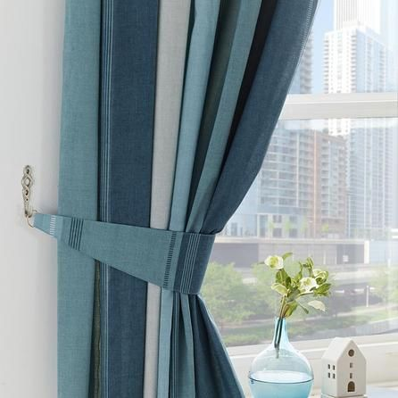 1000 Ideas About Teal Pencil Pleat Curtains On Pinterest