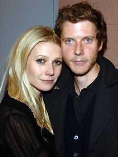 Gwyneth and brother Jake Paltrow