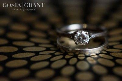 Wedding, engagement ring.