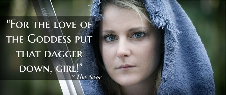 The Seer by JD Stanley, epic historical fantasy, available at Amazon https://www.amazon.com/dp/B01MTCSG90