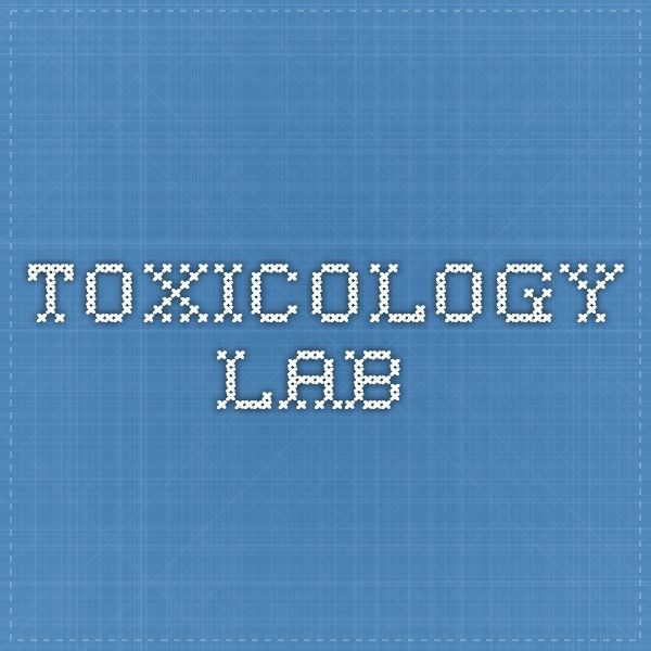 forensic toxicology essay Vme 6934 special topics in forensic toxicology credits: 1tuition: $575 description this one-credit course, which no longer requires students to attend campus for completion, consists of the.
