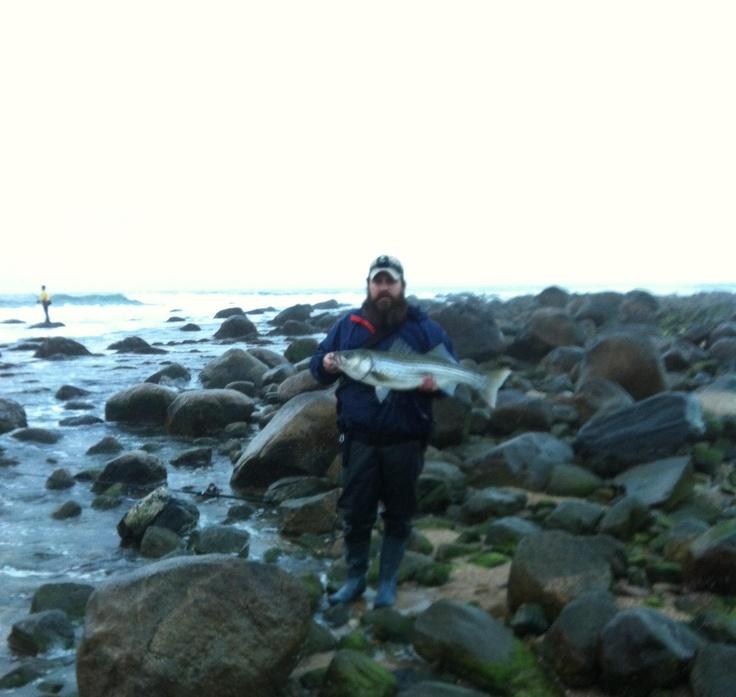 Surfcaster In Rhode Island