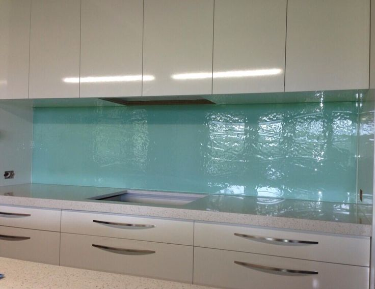 1000 images about kitchen splashbacks on pinterest for Glass instead of tiles in kitchen