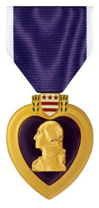 Purple Heart. http://www.pinterest.com/jr88rules/vietnam-war-memories/  #VietnamMemories