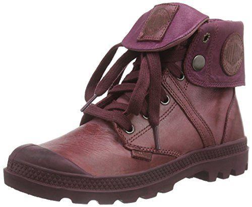 Palladium  Pallabrouse Baggy L2, Bottes Desert courtes, doublure froide femmes - Violet - Violett (Burgundy/Port Royale 640), 36 EU Palladium http://www.amazon.fr/dp/B00W52LXRU/ref=cm_sw_r_pi_dp_PN4Hwb1BSHANG