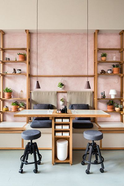 Nail Salon Interior Design Ideas nail salon interior designs office design ideas Ruchki Da Nozhki Designed Nailssalon Interiorinterior Designnatural