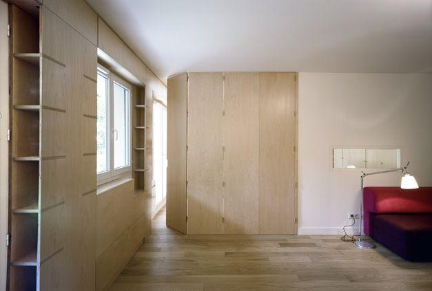 les 71 meilleures images propos de s paration de pi ce. Black Bedroom Furniture Sets. Home Design Ideas