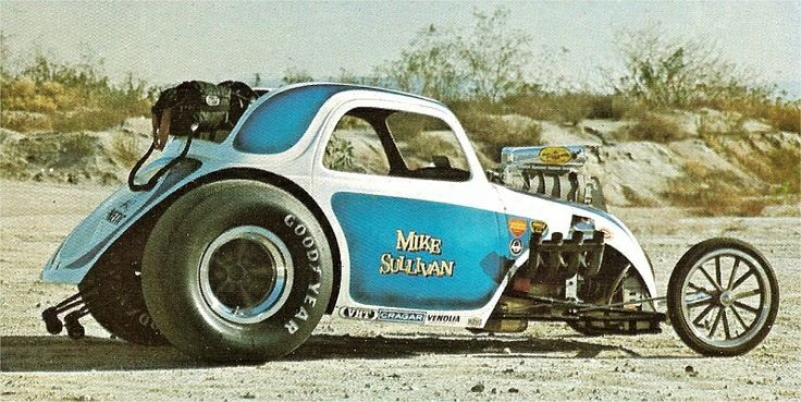 Mike Sullivan's great low profile Altered. One of the best