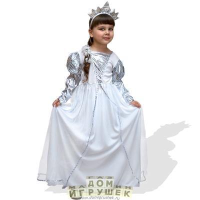 Платье принцессы для девочки картинки