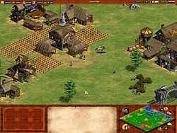 Age of Empires II: The most realistic medieval simulation ever devised.