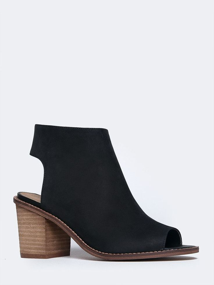 Calvin Ankle Booties