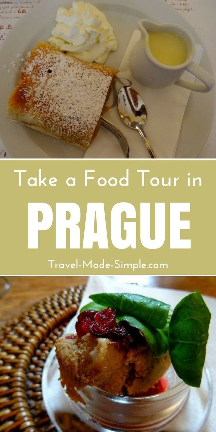 Check out our Eating Prague food tour review and see how we experienced the best food in Prague while learning about Czech history and exploring the city. | where to find the best Czech cuisine | where to eat in Prague | best restaurants in Prague | food tour in Prague #czechrepublic #prague #food