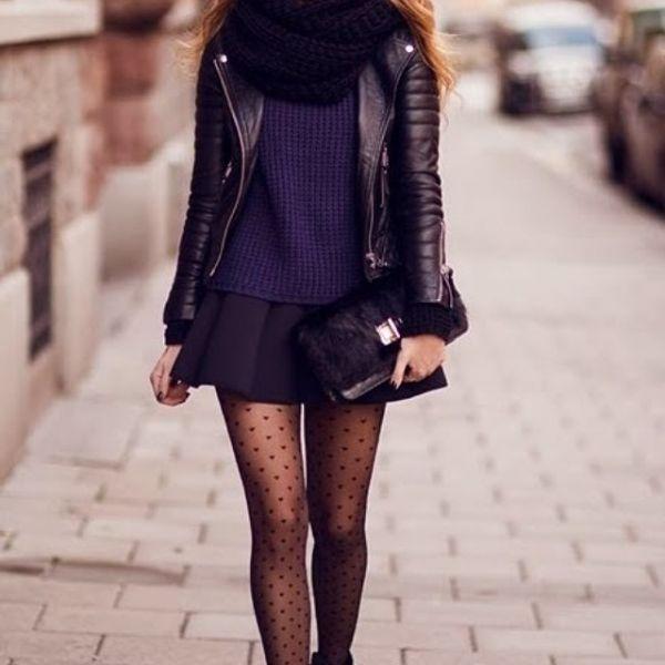 black flared party skirts!!! get it at www.shoppublik.com de Publik