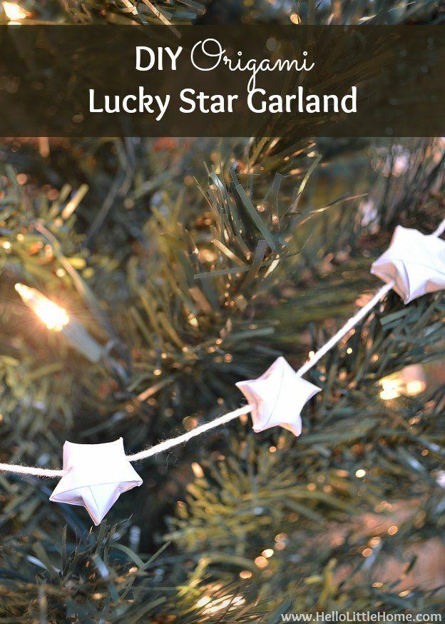 Best 25 lucky star ideas on pinterest lucky meme for Diy lucky stars