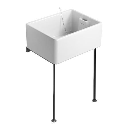 Belfast Sinks In Two Sizes With Legs Brackets And Waste