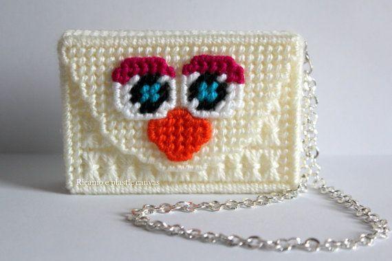 Womens Credit Card Wallet, Owl Pouch, Cash Envelope Wallet, Business Card Holder, Women Wallet, Small Handbag, Girl Wallet , Gifts Women