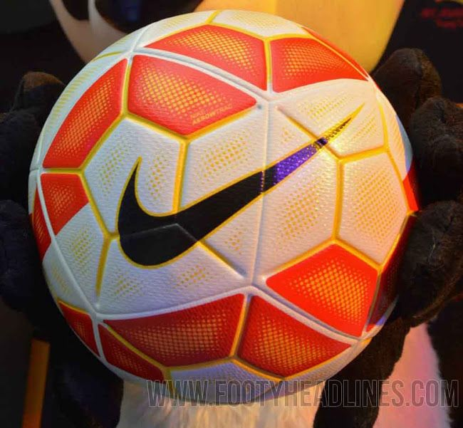 Nike 2015 AFC Asian Cup Ball Unveiled - Footy Headlines