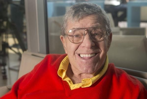 Jerry Lewis to appear at Fox Performing Arts Center in Riverside on October 11