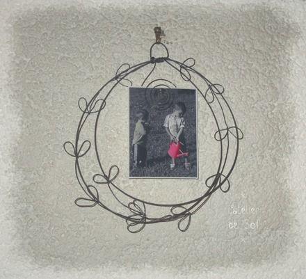 1000 ideas about porte carte postale on pinterest - Presentoir carte postale mural ...