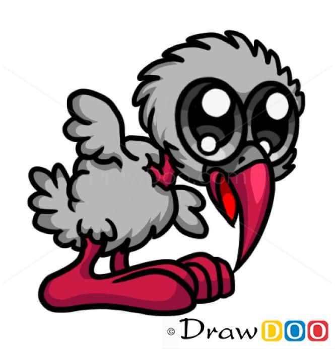 How to Draw Bird, Chibi