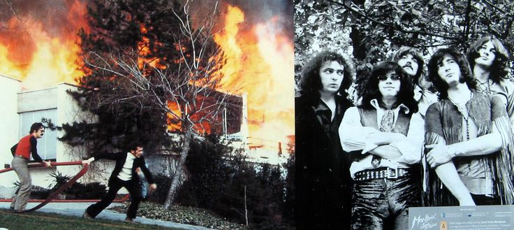Montreux Jazz Festival >> Montreux Jazz Festival Photo Exhibition. The old Casino at Montreux was burned down to the ...