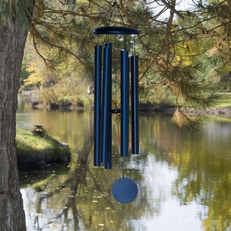 Have to have it. Corinthian Bells 55 Inch Wind Chime - $299.98 @hayneedle
