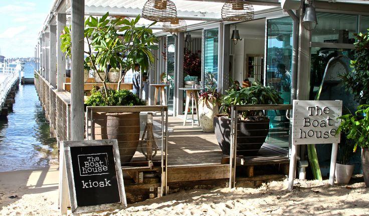 boathouse mosman - Google Search