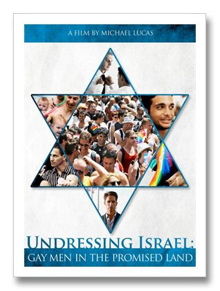 Director Michael Lucas' film 'Undressing Israel: Gay Men In The Promised Land' to screen June 19 at UM
