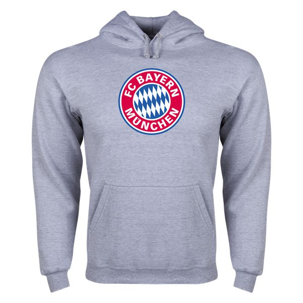 Bayern Munich Logo Hoody      $44.99   Holiday Gift & Stocking Stuffer ideas for the FC Bayern Munich fan at WorldSoccerShop.com