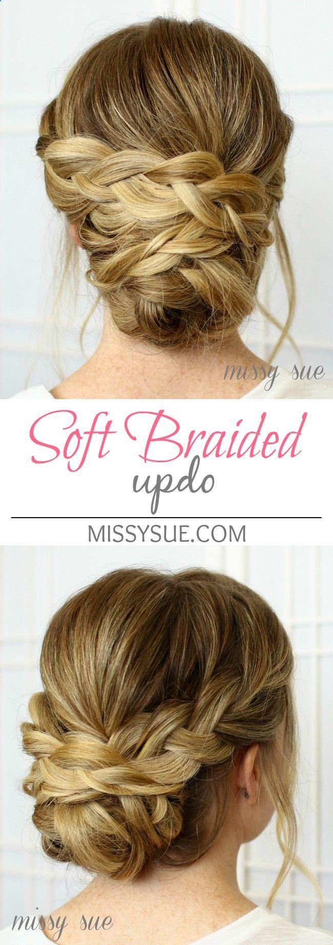 Groovy 1000 Ideas About Braided Updo On Pinterest Braids Braided Short Hairstyles For Black Women Fulllsitofus