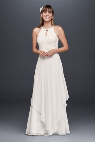Cianelli wedding dress