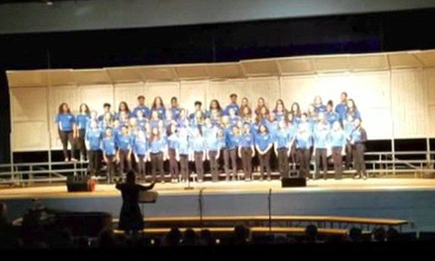 Uproar over 'racism' at school choir's folk song about picking cotton