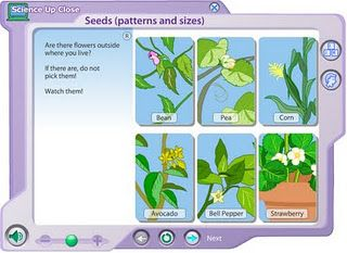 interactive sites that you can use to teach about plants, the life cycle, and photosynthesis: