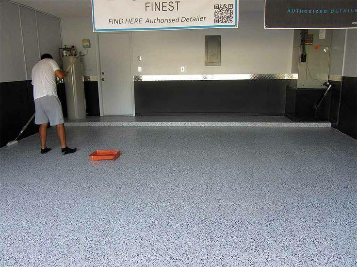 Garage Floor Epoxy Sherwin Williams