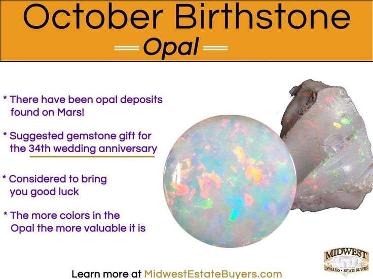 34th Wedding Anniversary Gifts: Best 25+ October Birthstone Meaning Ideas On Pinterest