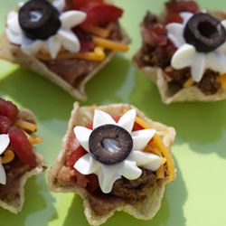 Taco Cups Recipe-lots of ideas
