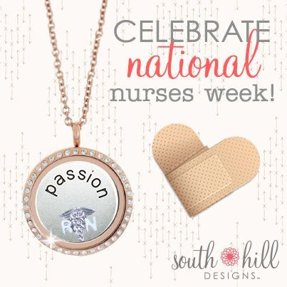 Nurse Gift Jewellery Locket. South Hill Designs.  https://www.southhilldesigns.com/beautifulcustomlockets