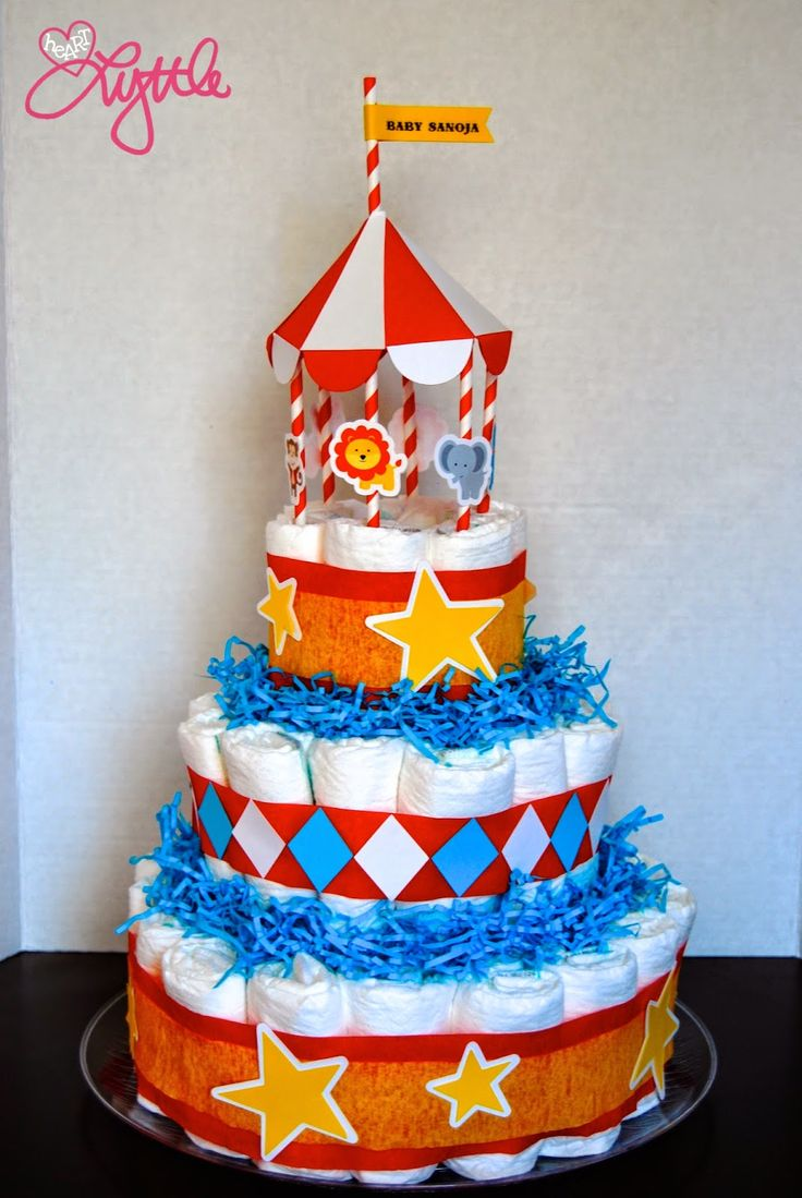 25 Best Ideas About Circus Baby Showers On Pinterest