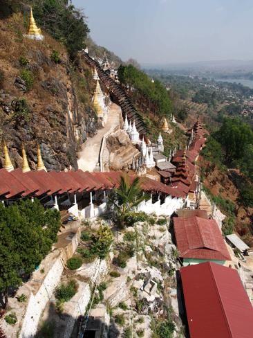 Pindaya Caves Shan State, Myanmar