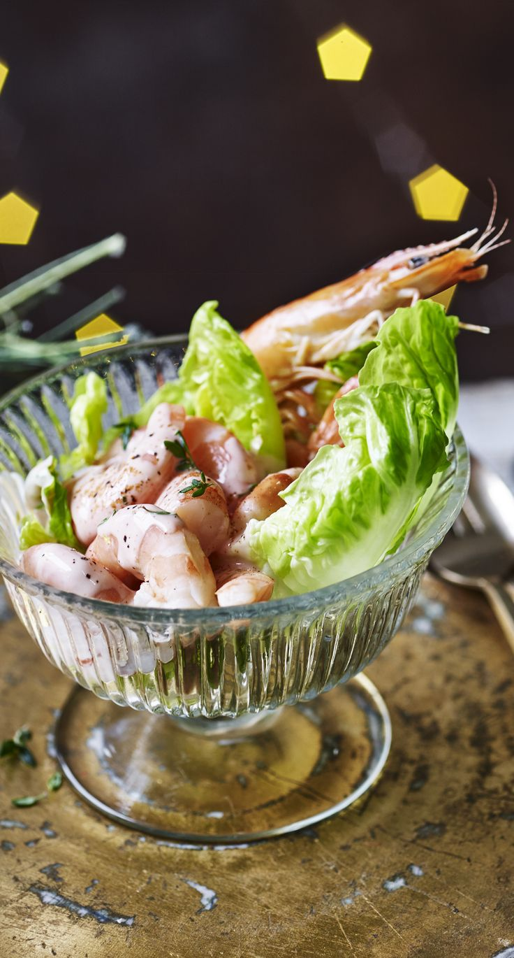 Who says prawn cocktail is out of fashion? John Torode shows you how to put the star in Christmas starter.