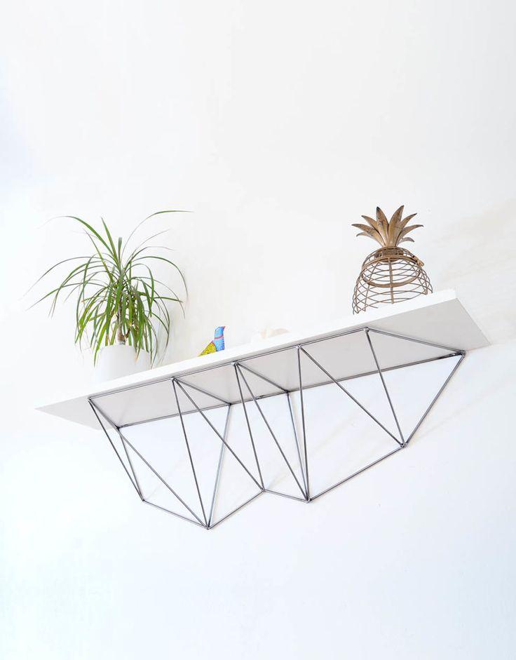 les 25 meilleures id es de la cat gorie fixation etagere sur pinterest rangement sans fixation. Black Bedroom Furniture Sets. Home Design Ideas