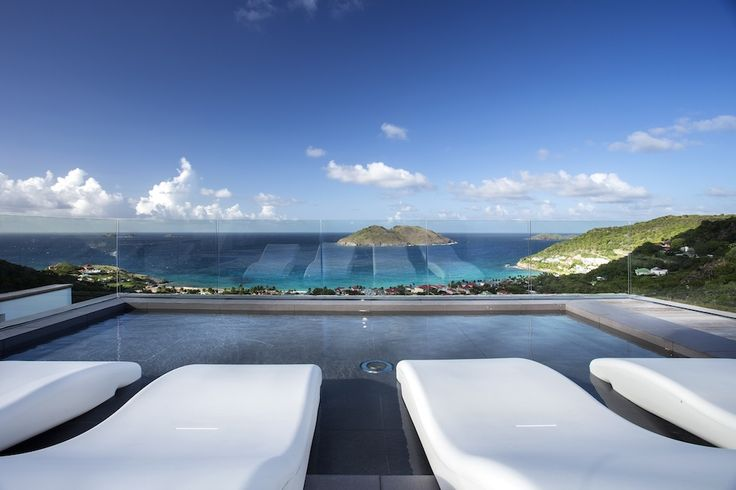 Villa My Way St Barts - Pure luxury in St Barth with this 5 bedroom villa in Colombier
