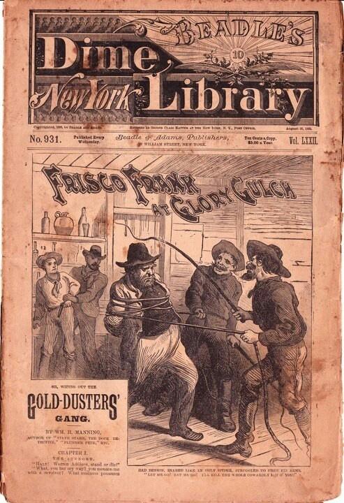 Old newspaper 1890's