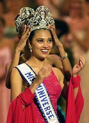 2000 Miss Universe Lara Dutta (India)